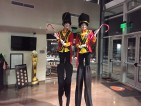 Nutcracker stilts
